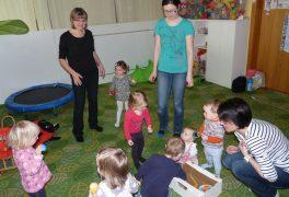 Mateřské centrum -otevřená herna