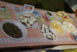 Prezentace značky Regionální potravina na farmářském trhu