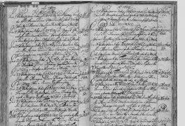 Poslední kurz – genealogie II – čtení starých textů