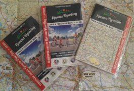 Nová turistická mapa Koruny Vysočina