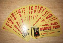 Lístky na Oldies ples