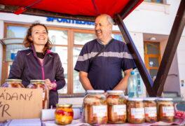 Novoměstské farmářské trhy s Regionální potravinou