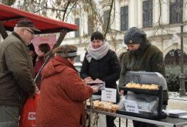 Listopadový farmářský trh v omezeném režimu