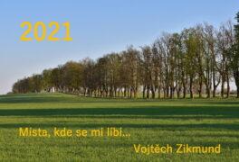 Kalendáře na rok 2021