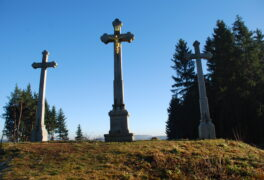 Naučná stezka Tři kříže
