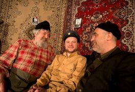 Divadlo-Zápisky důstojníka Červené armády