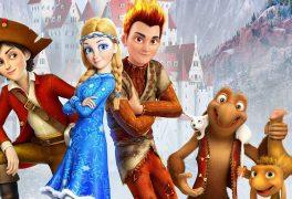 Kino – Sněhová královna: Tajemství ohně a ledu