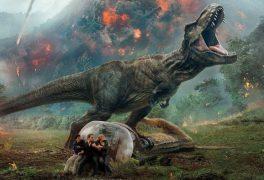 Kino – Jurský svět: Zánik říše