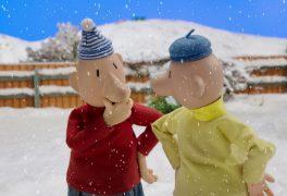 Kino – Pat a Mat: Zimní radovánky