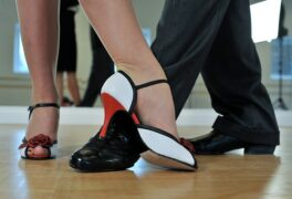 Kurz společenského tance a chování 2021